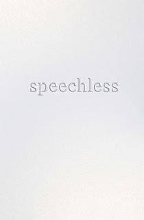 book cover image for speechless by Hannah Harrington