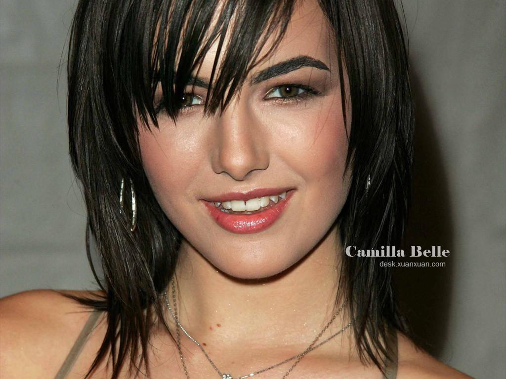 Camilla Belle Bikini