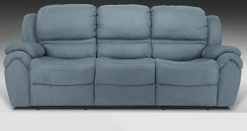 Nothing pampers like a power reclining sofa!