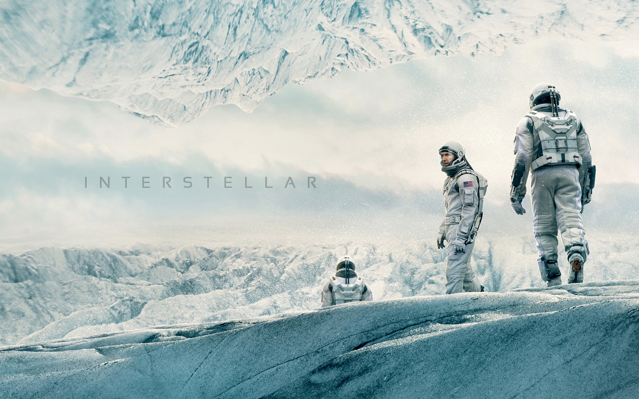 Pre-order Interstellar Now on Blu-ray