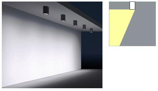 Ceiling Wall Washer Lights : Outdoor Lighting Design Calculations Part Three ~ Electrical Knowhow