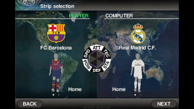 game pes 2013 HD for symbian s60v3