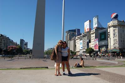 obelisco, centro de buenos aires