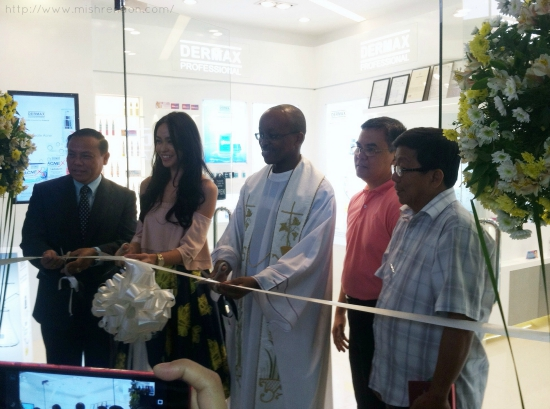 DERMAX Laser Center Opens its 4th Branch at Ayala Fairview Terraces