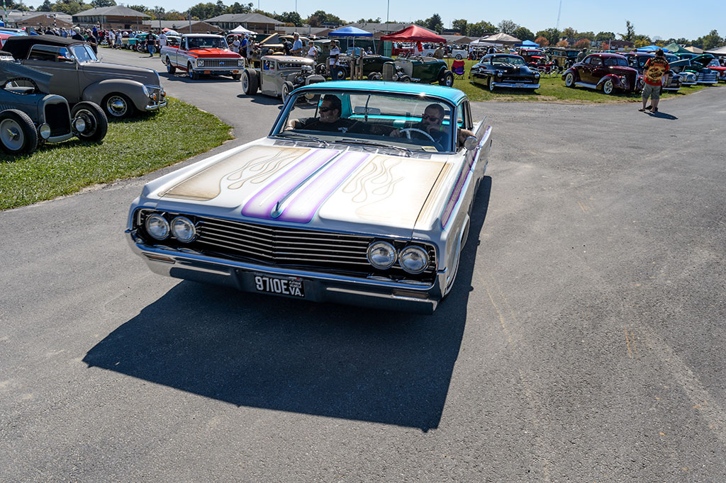 Lowrider at The Rodder's Journal Revival