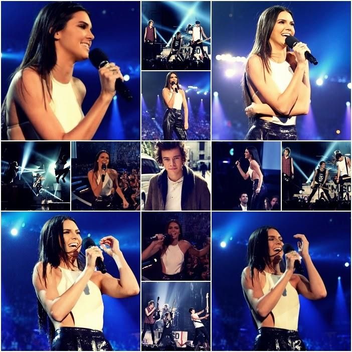 Zdjęcia Kendall Jenner z Billboard Music Awards