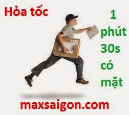 Chuyển phát nhanh maxsaigon