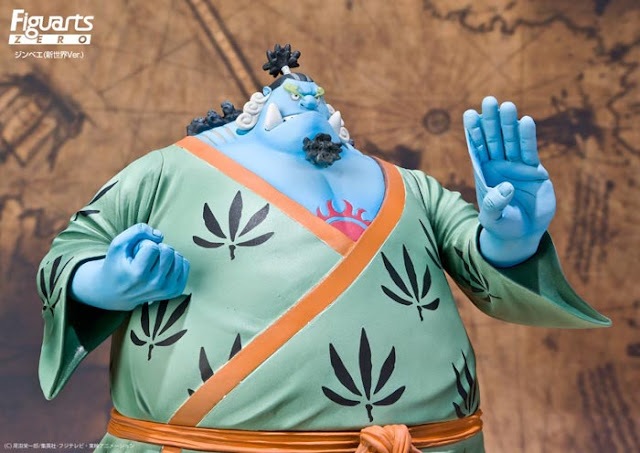 Figuarts ZERO Jinbei New World Ver.