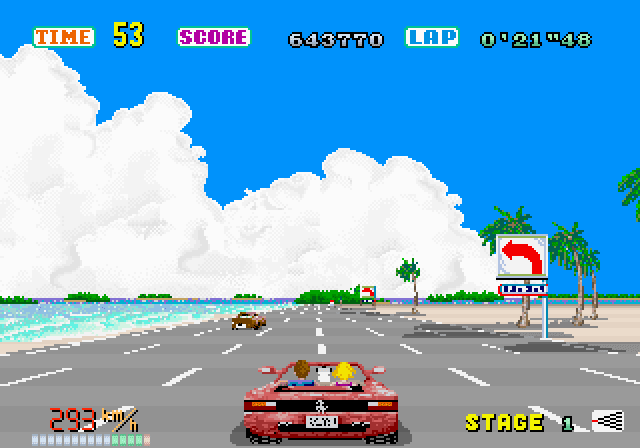 outrunn - Videojuegos de coches