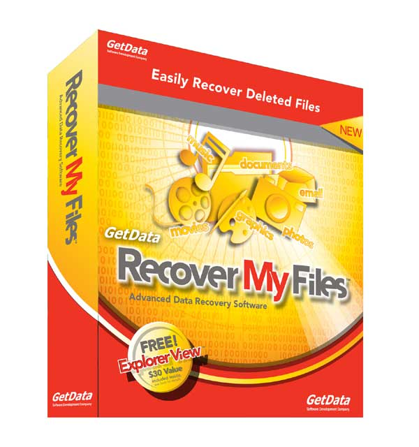 recover my files is an advanced data recovery software made to recover