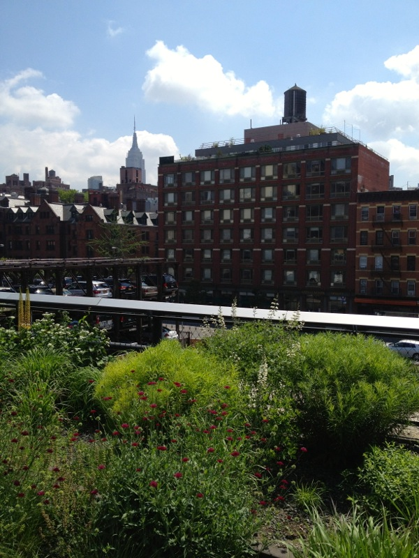 Now This Life - High Line - New York City - Views