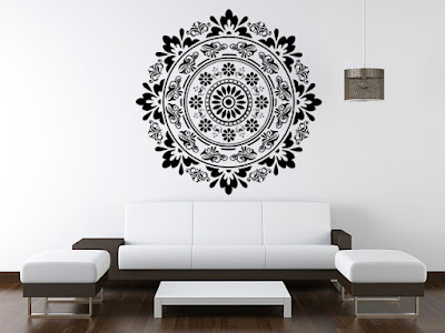Ethnic-Indian-wall-decal-from-Kakshyaachitra