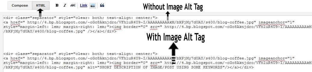 add image alt tag