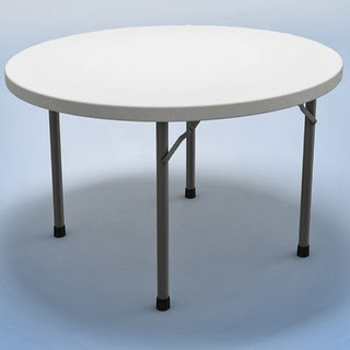 Mayline Folding Event Table