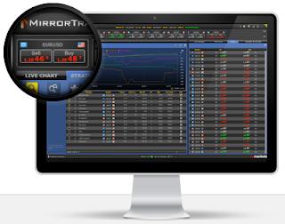 Plataforma de autotrading XEM Mirror Trader