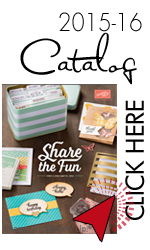 Stampin' Up! 2014-2015 Catalog