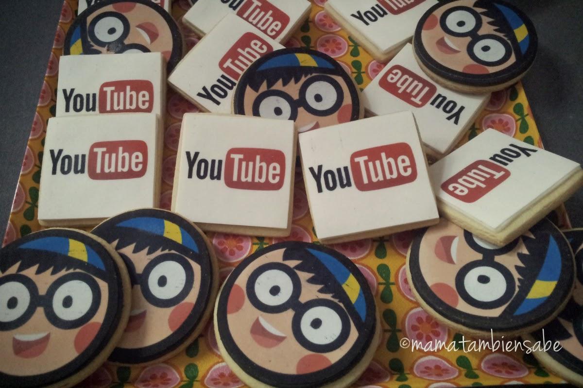 YouTube y el canal de LittleRush en un evento muy molon