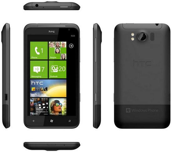 смартфон HTC TITAN