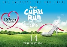 Score Cupid Run 2016