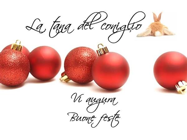 Buon Natale... e qualche idea per il vostro menù!