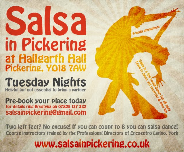 Salsa in Pickering