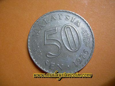 50 sen 1976
