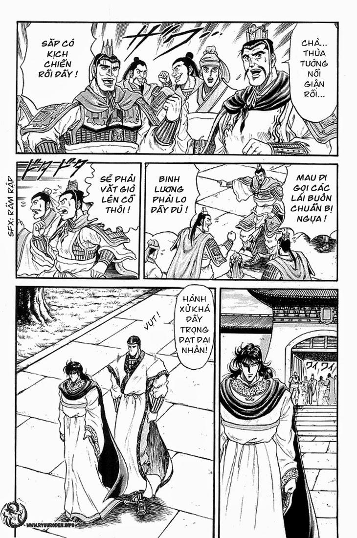Chú Bé Rồng - Ryuuroden chap 10 - Trang 20