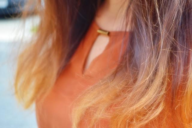 Jeseň Katharine-fashion is beautiful