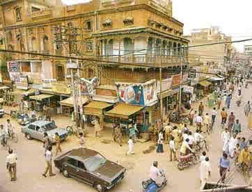 Punjabi corner for Bano bazar anarkali lahore