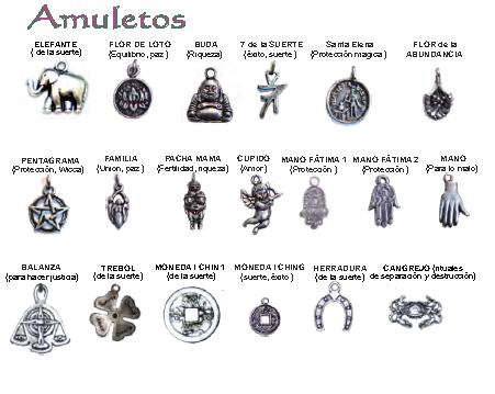 AMULETOS ESOTÉRICOS