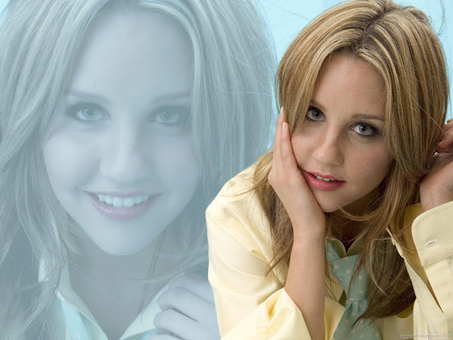 Amanda Bynes Hollywood Actress Wallpaper