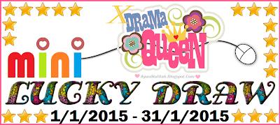 http://ayunirafilah.blogspot.com/2015/01/mini-lucky-draw-blog-xdramaqueen-3.html