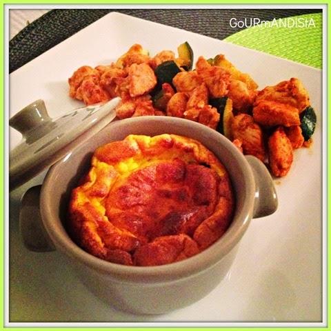 image souffle-potiron-curry