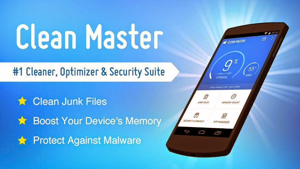 Clean Master Android Apk resimi 2