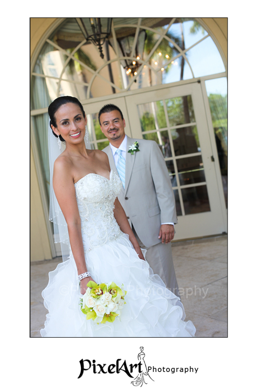 weddings at the ritz carlton couple