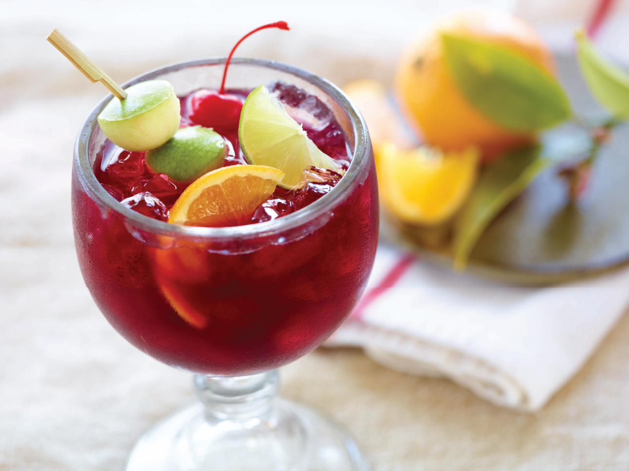 Food and Emotions: Sangria ... bem fresca