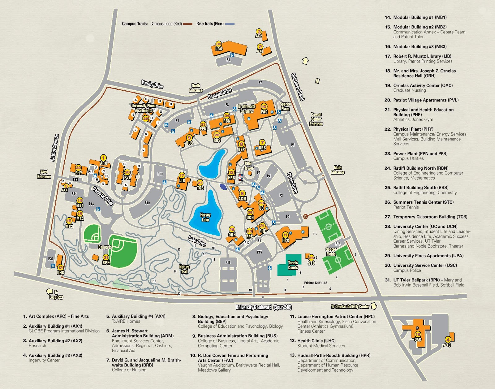 The UT Tyler Student Blog: Updates on Parking Issue