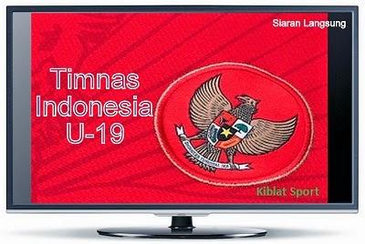 Jadwal Siaran Langsung Timnas Indonesia U19 Tur Timur Tengah