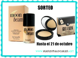 SORTEO EN MAKEUP AND CARES