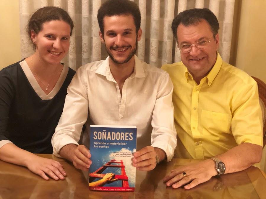 """FRANCISCO RODRÍGUEZ TEJEDOR - """"SOÑADORES"""" - BLOG LITERARIO"""