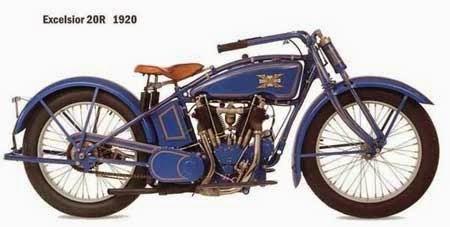 koleksi gambar motor antik