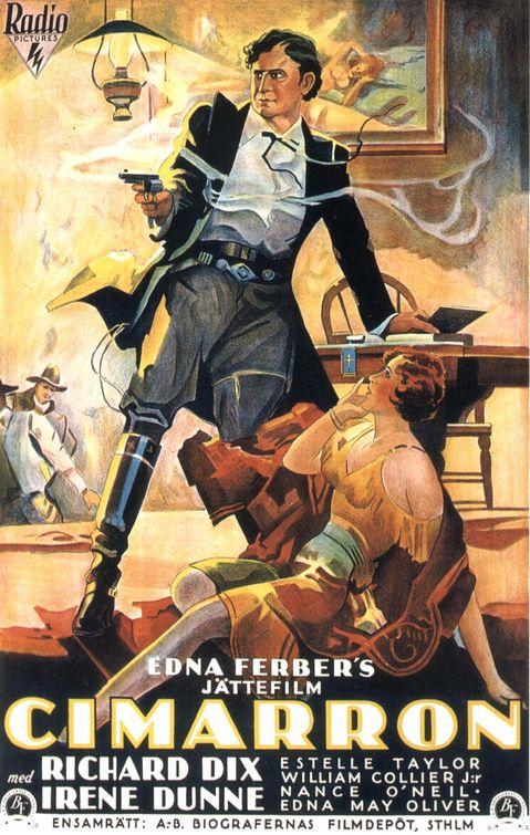 CIMARRON Edna Ferber; 1963 Bantam Pathfinder Edition, paperback