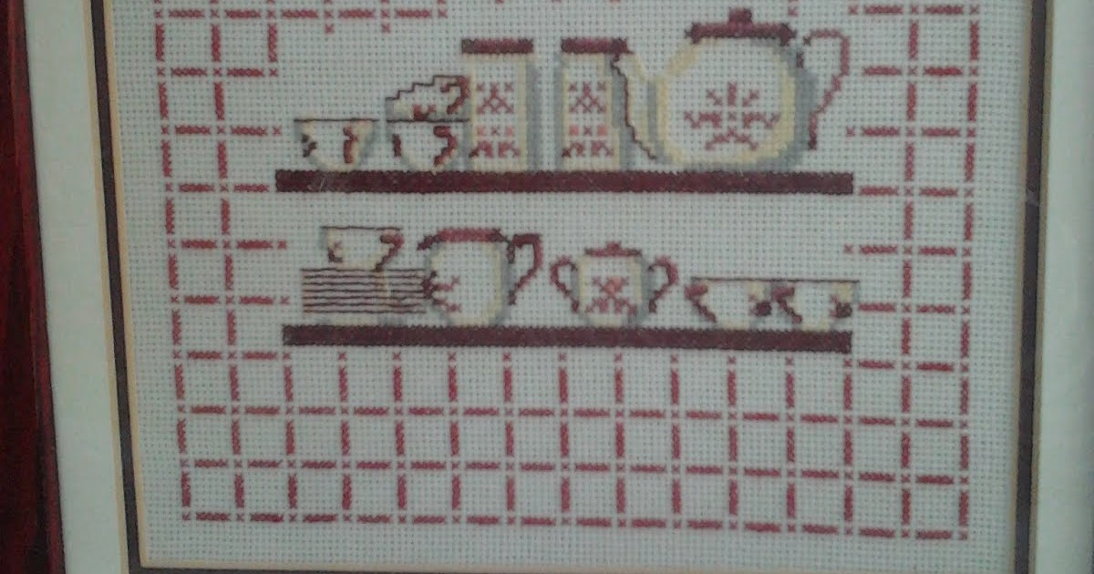 Caprichos de mi mami cuadros punto de cruz for Cuadros cocina punto de cruz