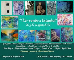 EXPOSICIÓN DE-RUMBO A ESTAMBUL