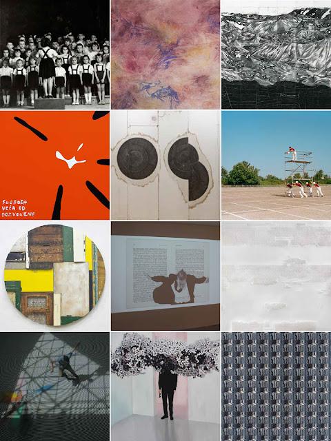 """Izlozba """"Konstelacije"""" u Kulturnom centru Srbije u Parizu"""