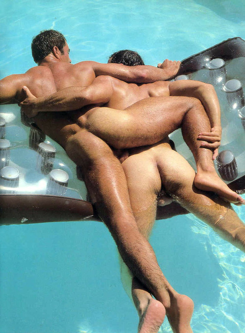 Naked Fun In The Water