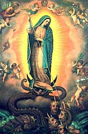 Nossa Senhora de Guadalupe, padroeira do blogue