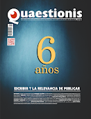 Número más reciente de la Revista Quaestionis SEXTO ANIVERSARIO