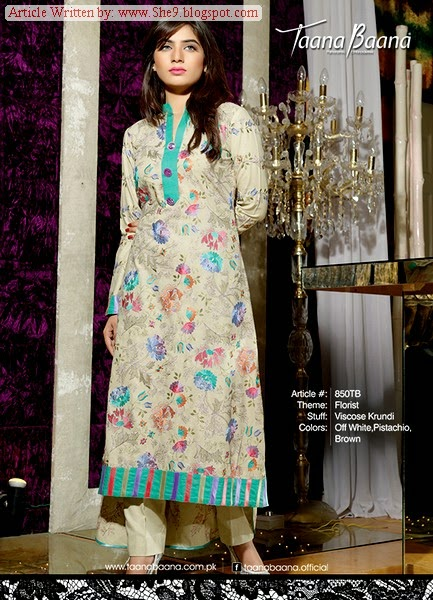 Taana Baana Fall / Winter Collection 2014