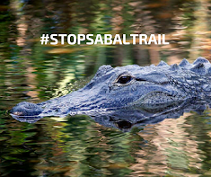 #StopSabalTrail